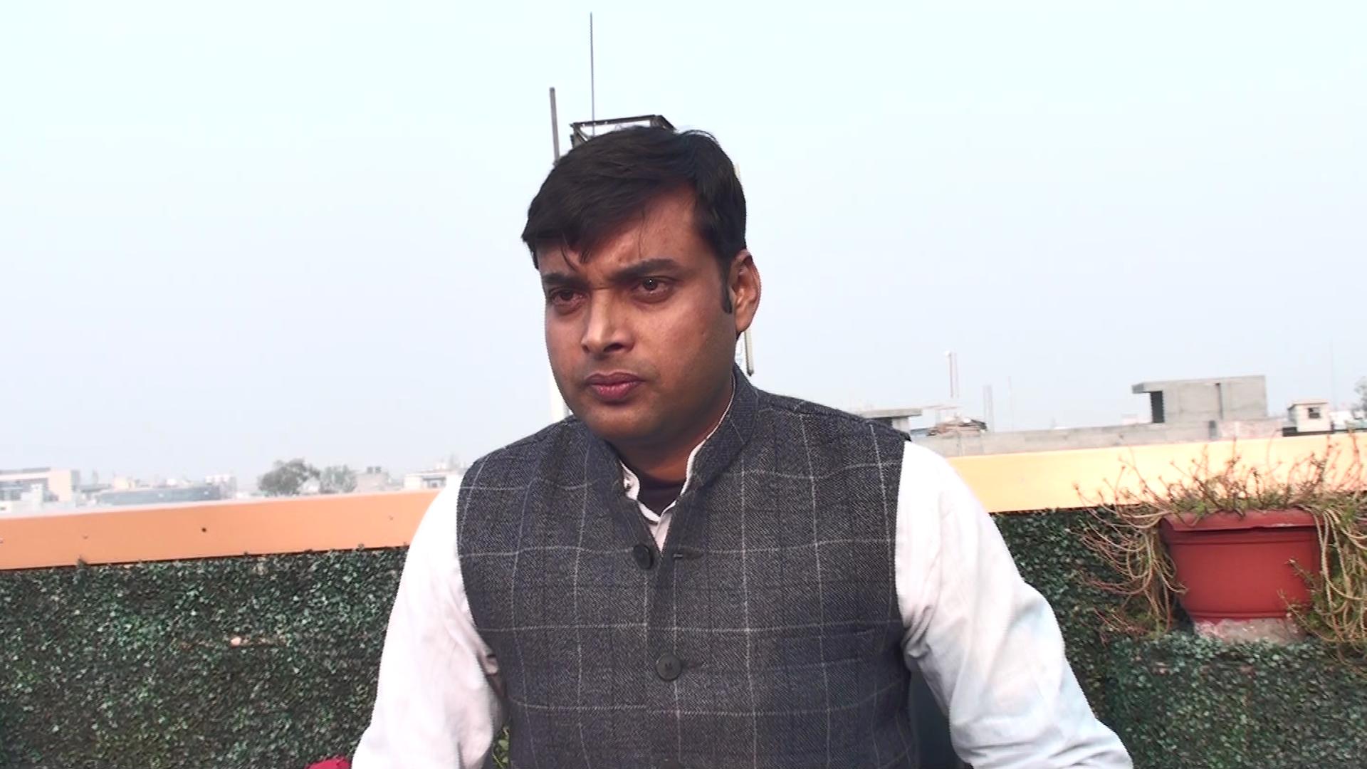 बिहार , उत्तर प्रदेश व दिल्ली में अपनी राजनैतिक जमीन तलाश रही उभरती हुुुई