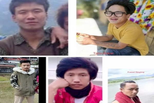 अरुणाचल से लापता 5 युवा चीन ने सौंपे भारतीय सेना को....