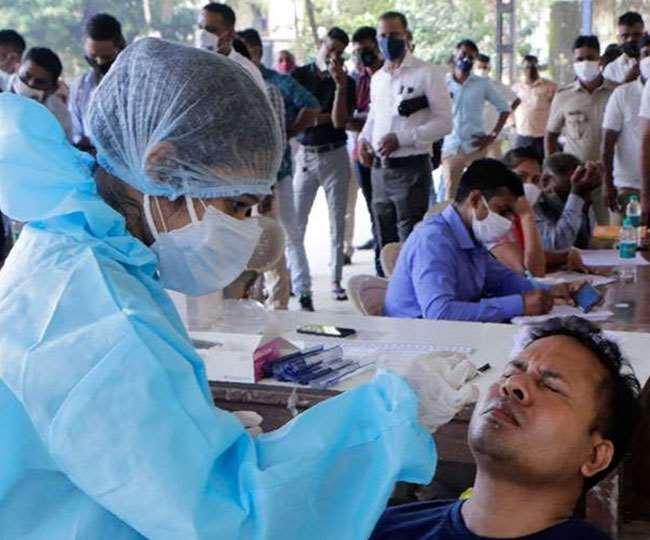 Coronavirus India Updates: करीब 97% लोग हुए ठीक, देश में बीते 24 घंटों में आए 12,689 मामले