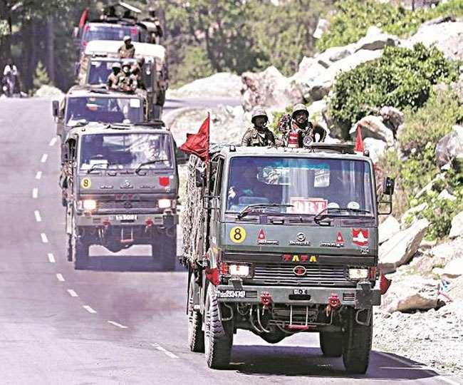 दूसरे मोर्चों से सेना हटाए जाने को लेकर आज होगी कमांडर स्तरीय दसवें दौर की वार्ता, भारत-चीन ने पैंगोंग में खत्म किया सैन्य टकराव