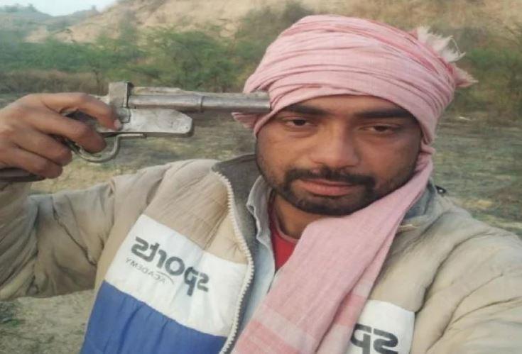 आगरा में डॉक्टर की किडनैपिंग करने वाला एक लाख का इनामी बदमाश बदन सिंह पुलिस एनकाउंटर में ढेर
