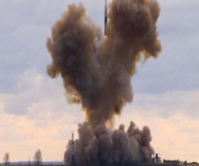 रूस की सेना ने किया जिरकॉन हाइपरसोनिक क्रूज मिसाइल का सफल परीक्षण, पुतिन बोले- ध्वनि की रफ्तार से नौ गुना तेज भरेगी उड़ान