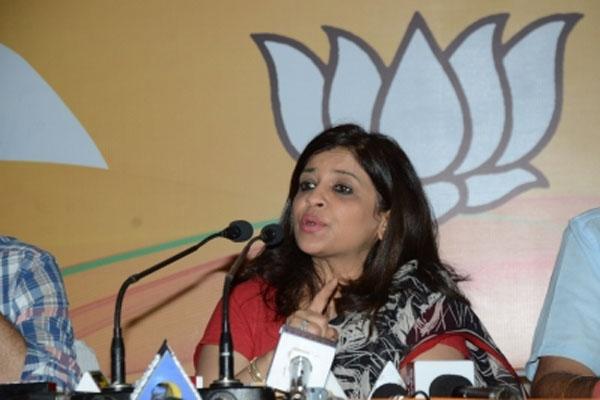 प्रेम शुक्ल और शाजिया इल्मी को भाजपा ने बनाया नया राष्ट्रीय प्रवक्ता